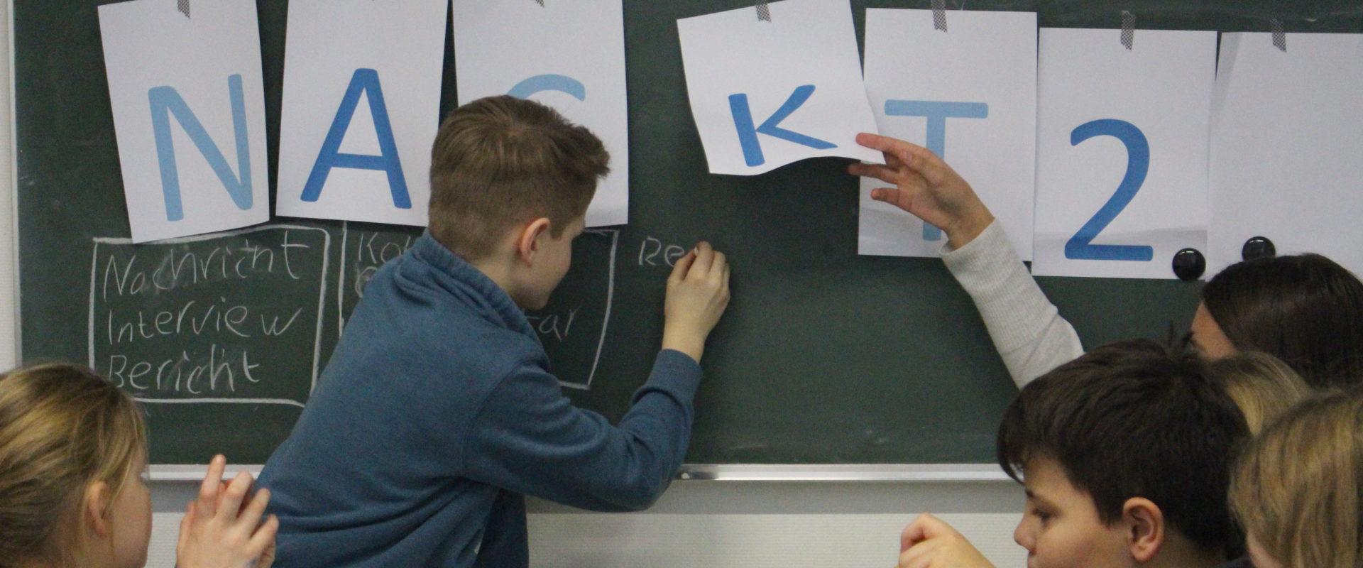 Permalink auf:Fotostrecke: Das war der Journalismus Workshop der Schülerzeitung
